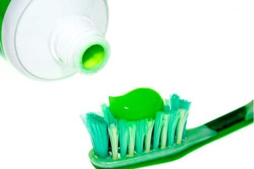what is in your toothpaste